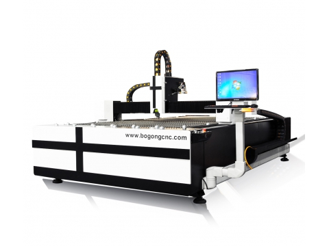 Affordable China Fiber Metal Laser Cutter with 500W 750W 100W