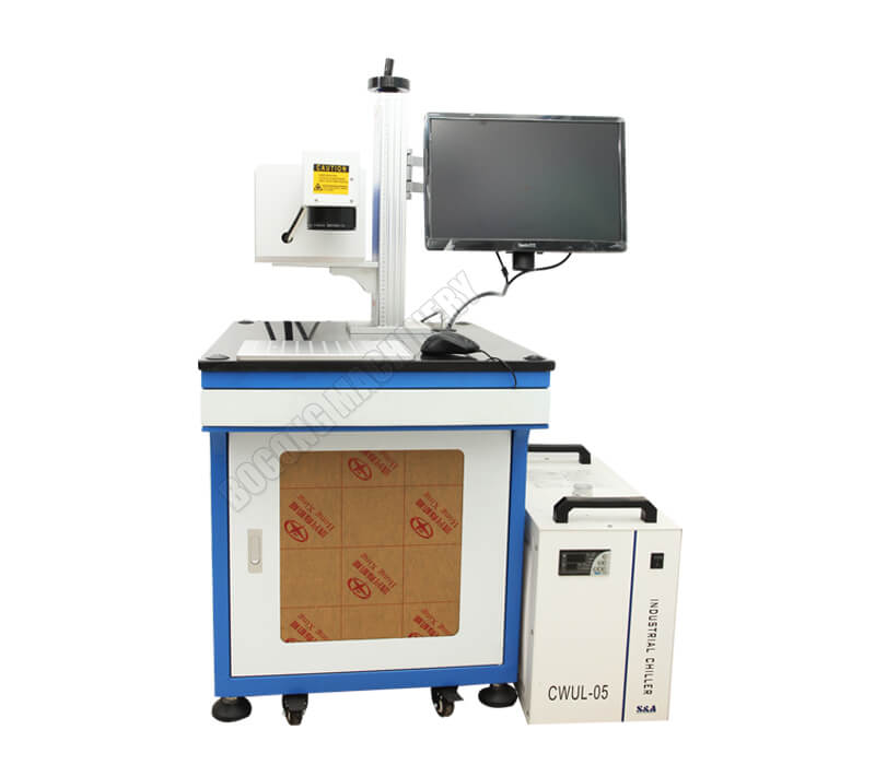 3W 5W 12W UV laser marking machine