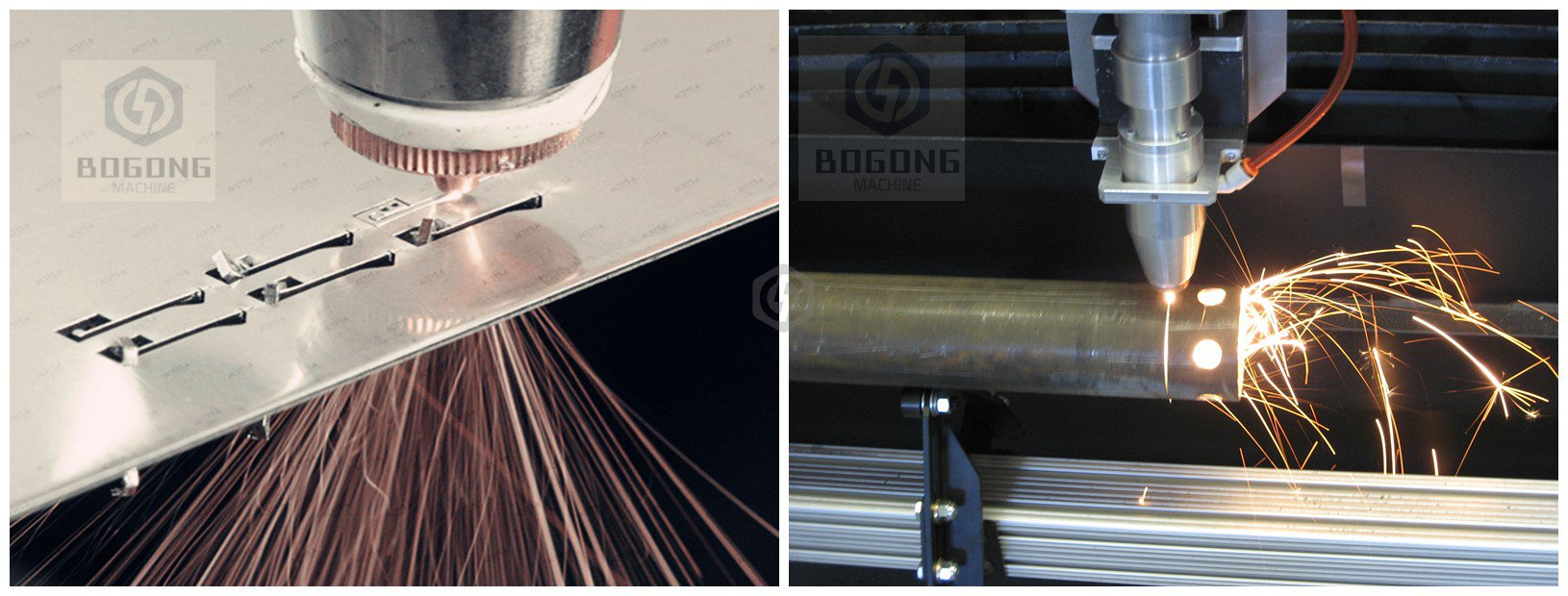 plate and tube laser cutting machine