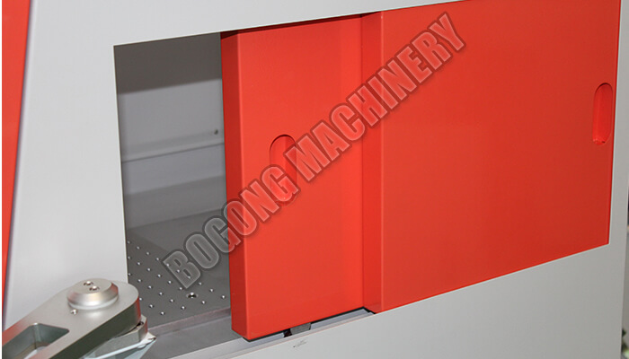 door laser marking machine