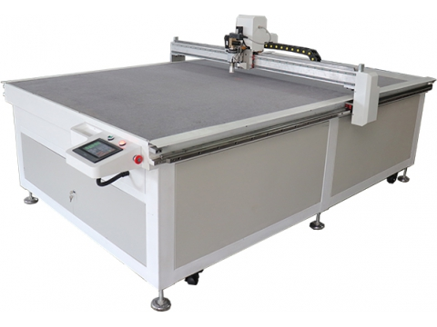 CNC Oscillating Tangential Knife Cutting Machine