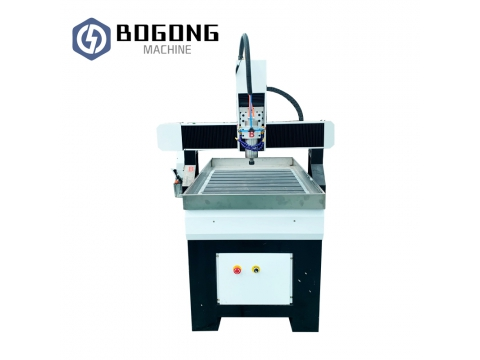 Woodworking CNC Machinery Soft Metal Engraving Machine 6090 CNC Router With Stable Quality