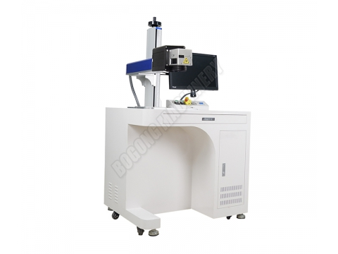 China Company Best Metal 3D Laser Engraving Machine for Sale